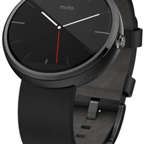 Moto 360º Smartwatch de lo analógico a lo digital