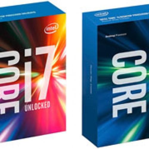 Presentan 6ª generación de procesadores