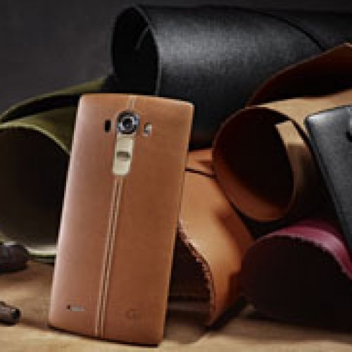G4 diseño único, interfaz móvil inteligente e intuitivo y cámara espectacular