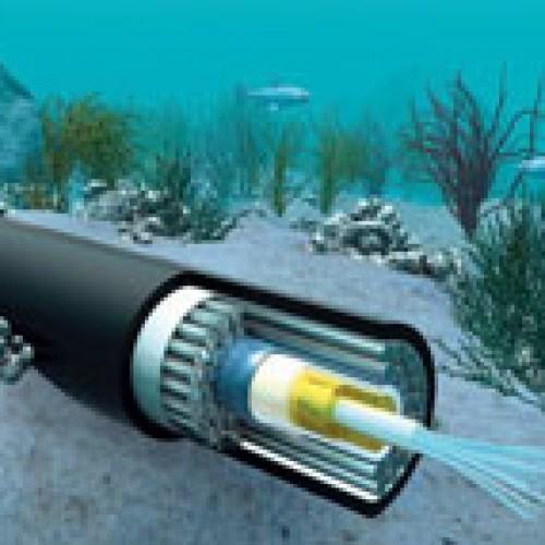 Instalarán cable submarino de fibra óptica