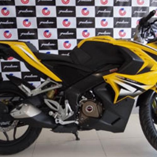 Nueva Generación de motos Pulsar