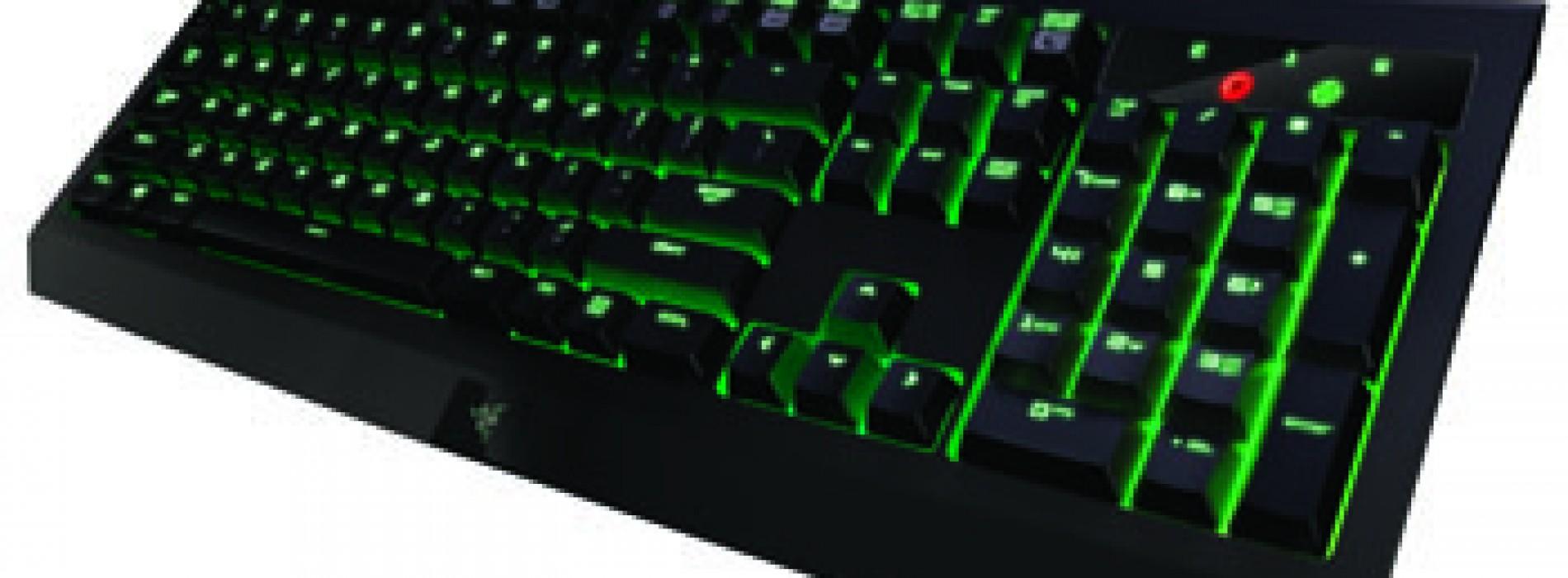 Presentan teclado mecánico Blackwidow Ultimate
