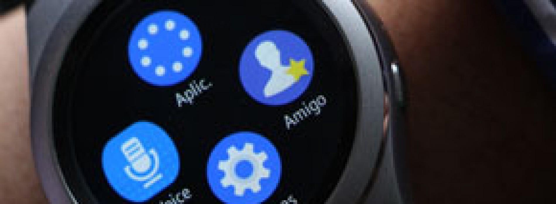 Gear S2 smartwatch circular para una experiencia intuitiva, cómoda y agradable