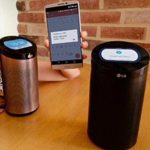 SmartThinQ Hub nuevo centro de control para hogar inteligente