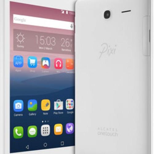 Pixi3 de 7 pulgadas con 4G Tablet y Fono a la vez
