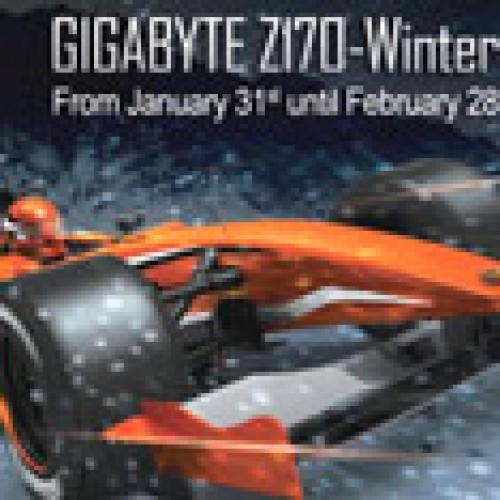 Z170 Winter OC Challenges Motherboards de serie 100
