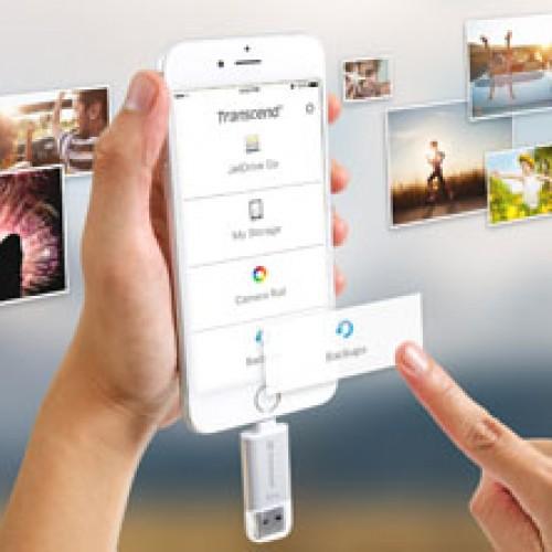 Conector dual para liberar espacio en el IPhone, IPad y iPod