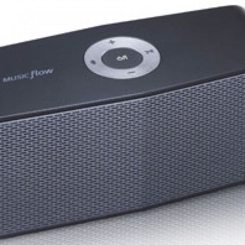Music Flow P5, parlante inalámbrico Bluetooth, con batería recargable