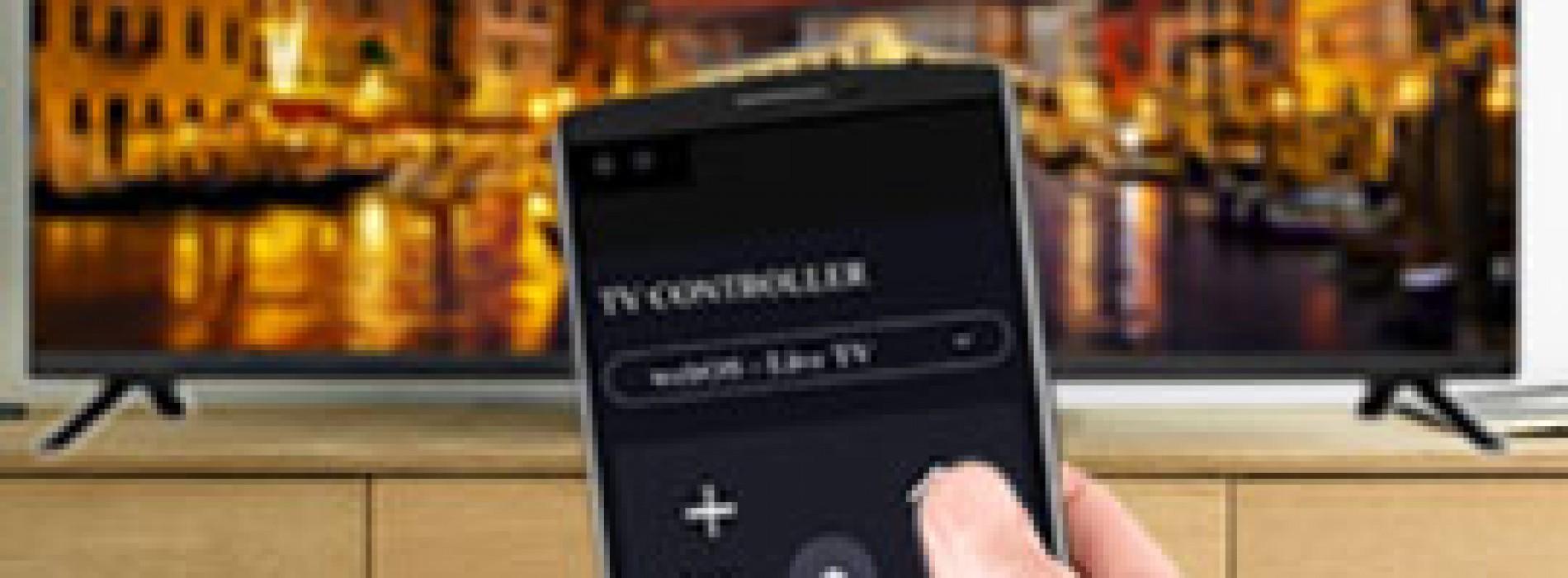 Crean aplicación para controlar TV con un Smartphone