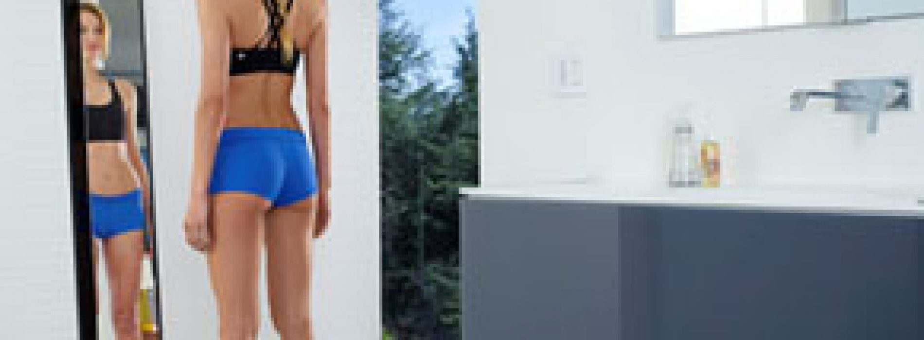 Naked: espejo inteligente que reproduce tu imagen en 3D