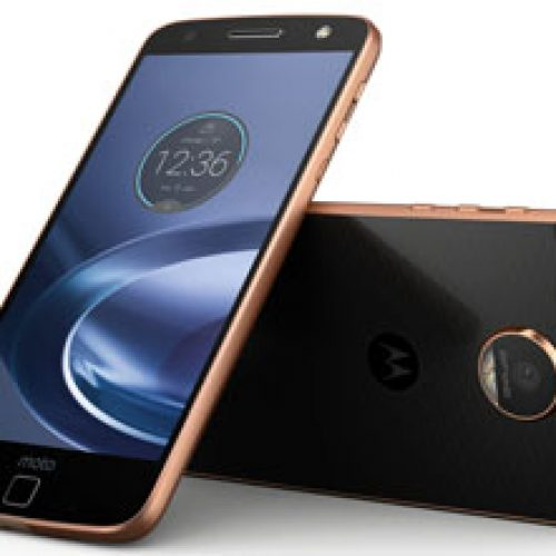 Moto Z con Moto Mods: Transforma tu Smartphone en un click