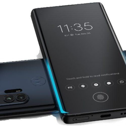 Edge+ nuevo smartphone flagship