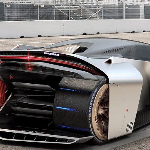Presentan vehículo para competencia virtual