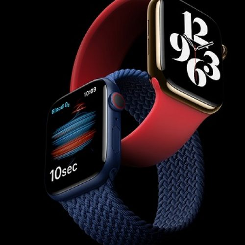 Nuevo Watch Serie 6 dispositivo Premium
