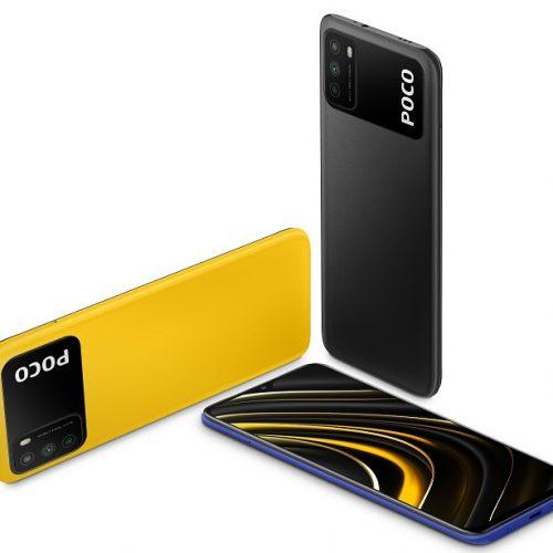 POCO M3 Smartphone económico, con potente cámara y pantalla FHD+