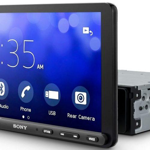 Nuevos estéreos con pantalla táctil antirreflejo y gran conectividad