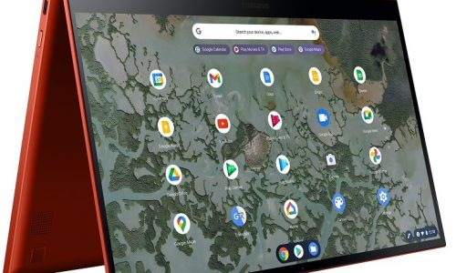 Galaxy Chromebook 2, el primero del mundo con QLED
