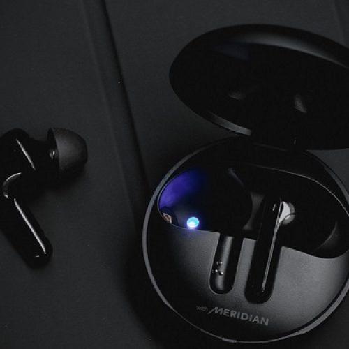 Audífonos inalámbricos con cancelación activa de ruido