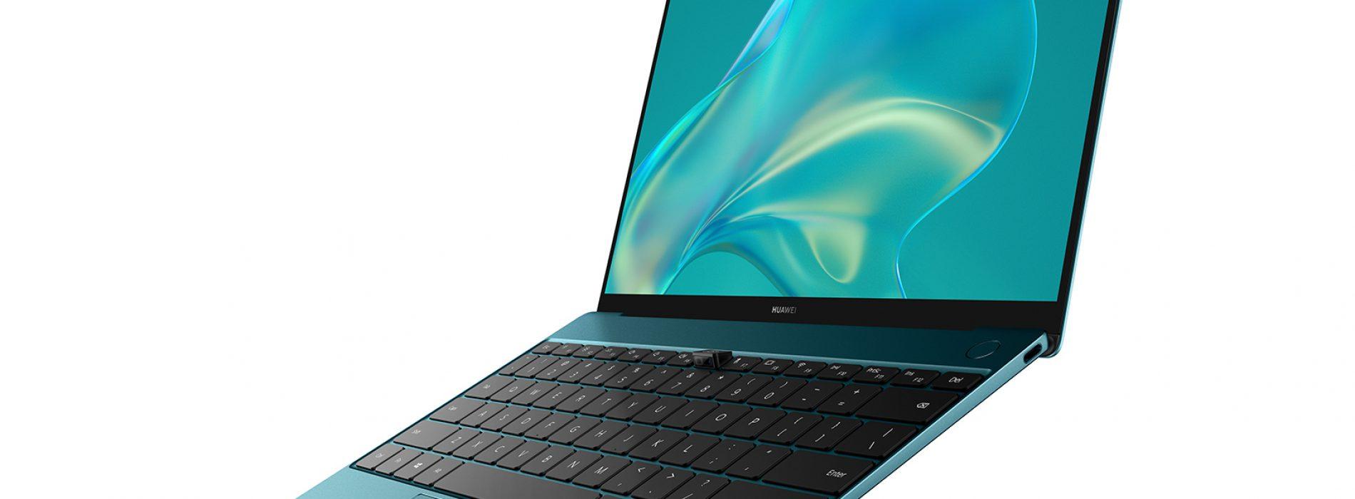 MateBook X: laptop ligera y multitáctil